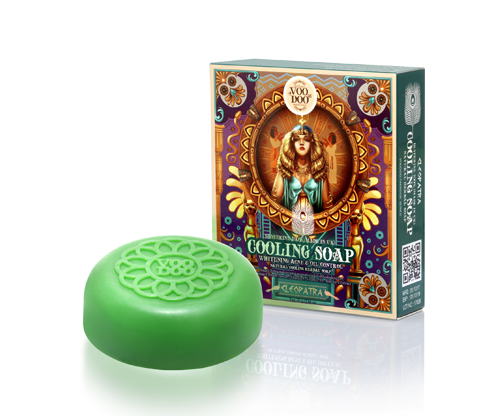 VOODOO CLEOPATRA COOLING HERBAL SOAP