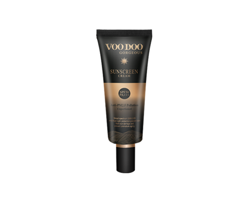 VOODOO GORGEOUS SUNSCREEN CREAM SPF 50