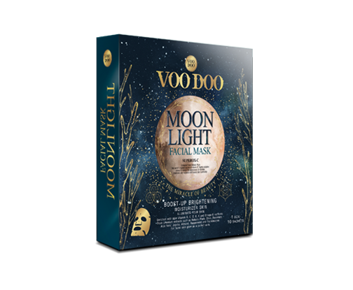 VOODOO MOONLIGHT FACIAL MASK